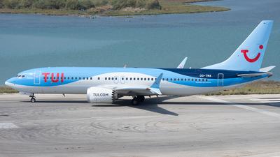 OO-TMA - Boeing 737-8 MAX - TUI