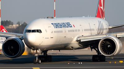 TC-JJE - Boeing 777-3F2ER - Turkish Airlines