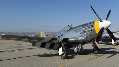 NL151HR - North American P-51D Mustang - Private