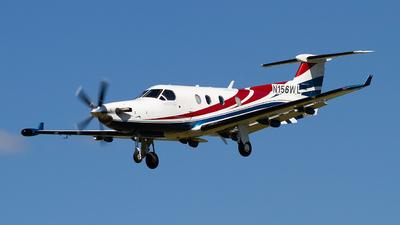 N156WL - Pilatus PC-12/45 - Private