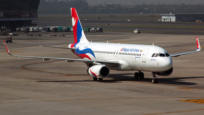 9N-AKX - Airbus A320-233 - Nepal Airlines