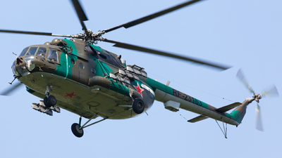 RF-23163 - Mil Mi-8MT Hip - Russia - Federal Border Guards Aviation Command