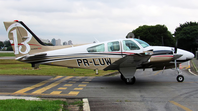 PR-LUW - Beechcraft 95-E55 Baron - Private
