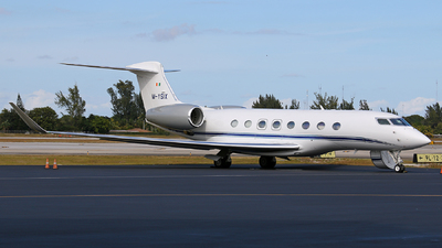 M-YSIX - Gulfstream G650ER - Private