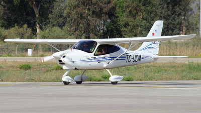 TC-UCM - Tecnam P2008JC - Private
