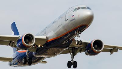 VP-BWM - Airbus A320-214 - Aeroflot
