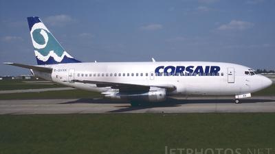 F-GHXK - Boeing 737-2A1(Adv) - Corsair