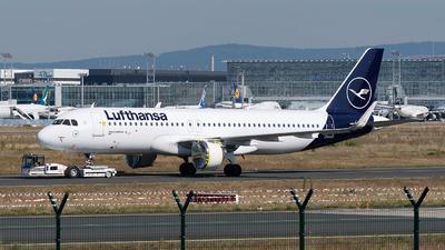 A picture of DAINU - Airbus A320271N - Lufthansa - © Sebastian Thiel