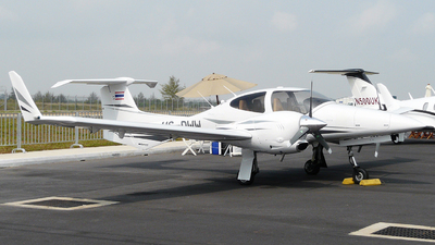 HS-DWW - Diamond DA-42 Twin Star - Private