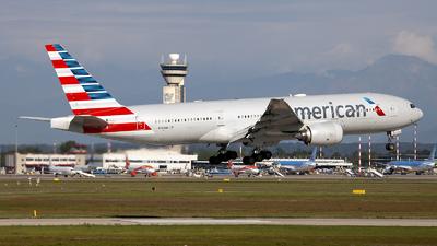 N783AN - Boeing 777-223(ER) - American Airlines