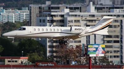 N145PJ - Bombardier Learjet 45 - Aero Tech
