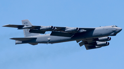 60-0061 - Boeing B-52H Stratofortress - United States - US Air Force (USAF)
