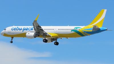 RP-C4114 - Airbus A321-211 - Cebu Pacific Air