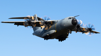 A picture of ZM413 - Airbus A400M -  - © Kian Le Mottee