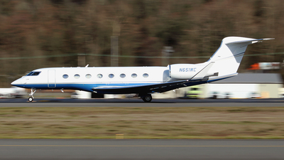 N651WE - Gulfstream G650ER - Private