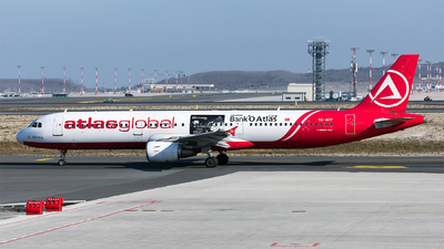 TC-ATF - Airbus A321-211 - AtlasGlobal