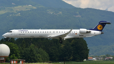 A picture of DACKK - Mitsubishi CRJ900LR - Lufthansa - © Davor