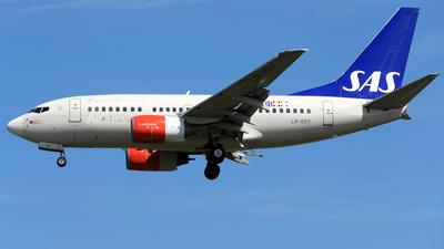 LN-RRY - Boeing 737-683 - Scandinavian Airlines (SAS)