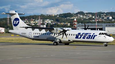 VQ-BLH - ATR 72-212A(500) - UTair Aviation