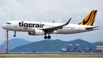 9V-TRK - Airbus A320-232 - Tigerair
