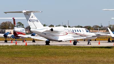 A picture of N727YB - Cessna 525B CitationJet CJ3 - [525B0171] - © Oliver Richter
