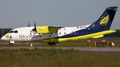 HB-AEV - Dornier Do-328-110 - Sky Work Airlines