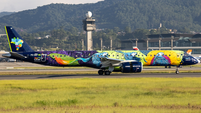 A picture of PSAEF - Embraer E195E2 - Azul Linhas Aereas - © Felipe Oliveira - oliver_spotting