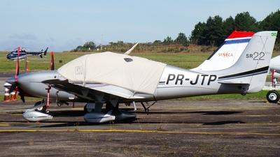 PR-JTP - Cirrus SR22-GTS - Aerocon Flight School
