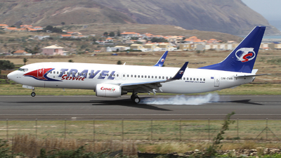 OM-TVR - Boeing 737-86N - Travel Service Slovakia