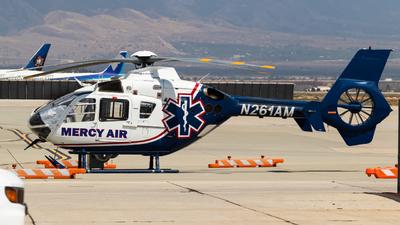 N261AM - Eurocopter EC 135P2+ - Air Mercy Services (AMS)