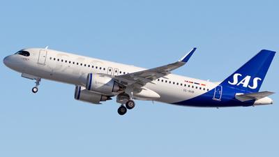SE-RUB - Airbus A320-251N - Scandinavian Airlines (SAS)