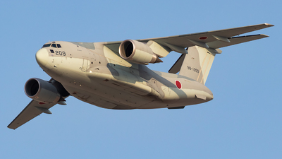 98-1209 - Kawasaki C-2 - Japan - Air Self Defence Force (JASDF)
