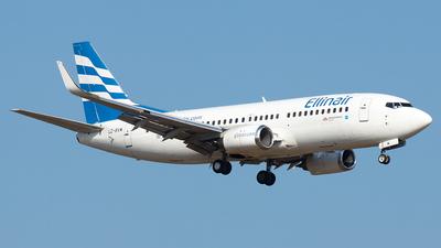 LZ-BVM - Boeing 737-31S - Ellinair (Bul Air)