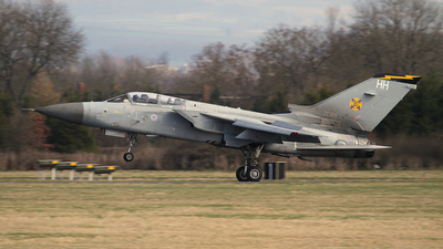 ZE168 - Panavia Tornado F.3 - United Kingdom - Royal Air Force (RAF)