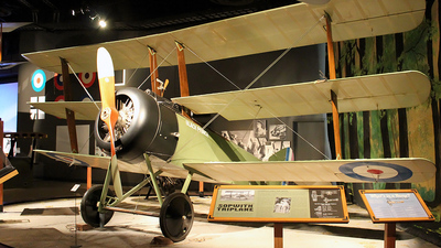 N38057 - Sopwith Triplane - United Kingdom - Royal Flying Corps (RFC)