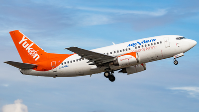 C-GANU - Boeing 737-55D - Air North