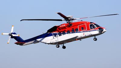 PR-BGM - Sikorsky S-92A Helibus - CHC do Brasil Taxi Aereo