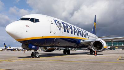A picture of EIEKO - Boeing 7378AS - Ryanair - © Carlos Miguel Seabra