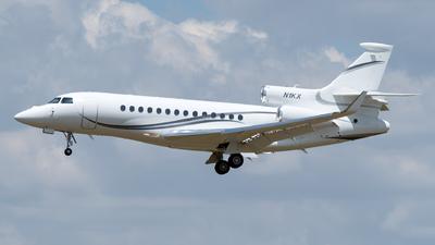 N1KX - Dassault Falcon 7X - Private