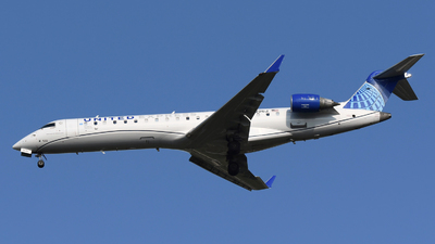 A picture of N522GJ - Mitsubishi CRJ550 - United Airlines - © DJ Reed - OPShots Photo Team