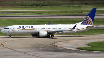 N27503 - Boeing 737-9 MAX - United Airlines
