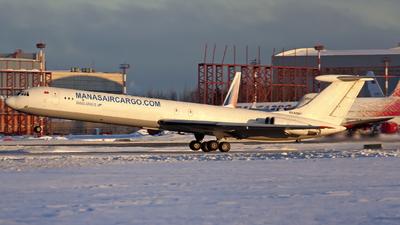 EX-62001 - Ilyushin IL-62MGr - Manas Air Cargo