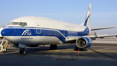 D-ACLG - Boeing 737-46J(SF) - CargoLogic Germany