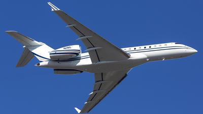 N1NE - Bombardier BD-700-1A10 Global Express - Private