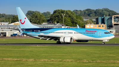 G-TAWB - Boeing 737-8K5 - Thomson Airways