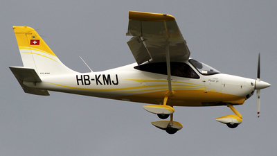 A picture of HBKMJ - Tecnam P2008JC - [1044] - © n94504