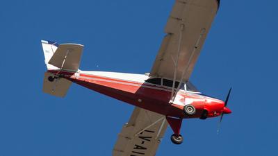 LV-AIL - Aero Boero AB115 - Private