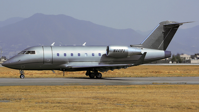 N441PJ - Bombardier CL-600-2B16 Challenger 601-3R - Private