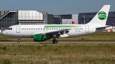 9H-LOL - Airbus A319-112 - Hifly Malta