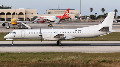 A picture of ESNSF - Saab 2000 - Nyxair - © Ray Pace